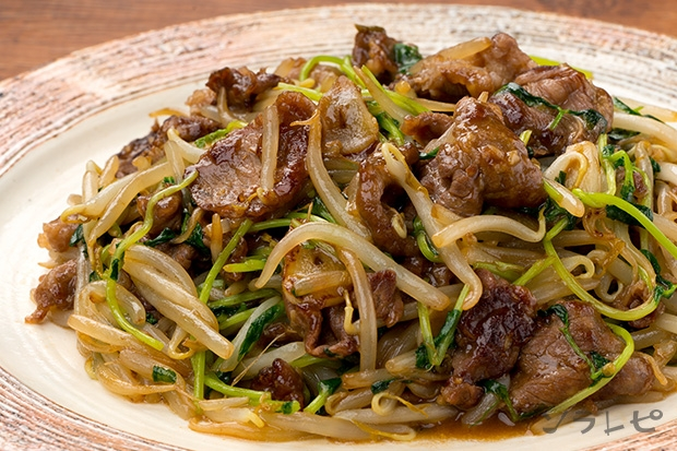 牛肉ともやしの中華炒め_main1