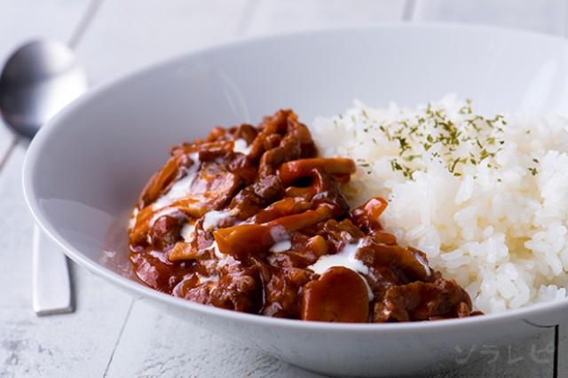 基本の濃厚ハッシュドビーフのレシピ|ソラレピ