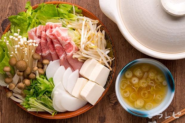 豚肉と野菜のカツオ出汁鍋_main2