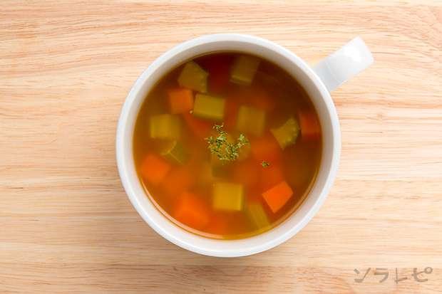 セロリとニンジンのスープ_main2