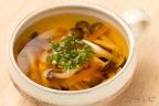 しめじの和風スープ