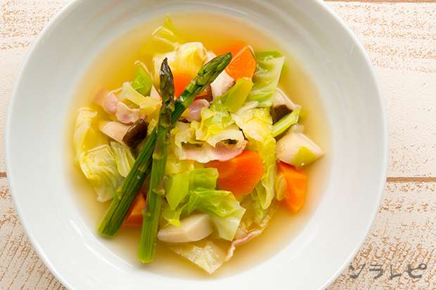 春野菜のコンソメ煮_main2