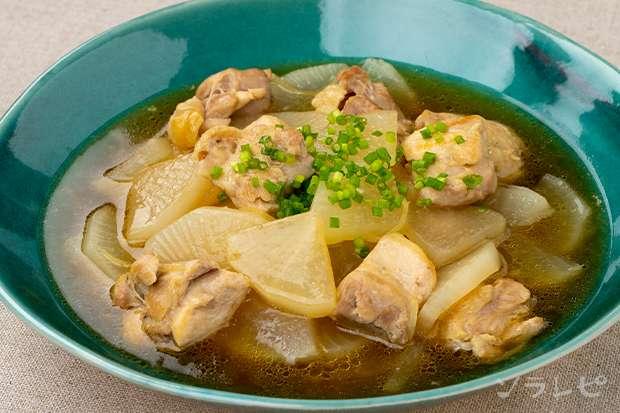 鶏肉と大根のオイスターソース煮_main1