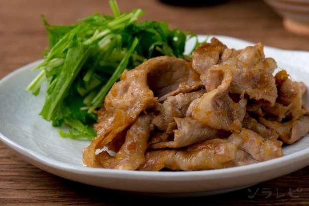 豚のショウガ焼き_main1