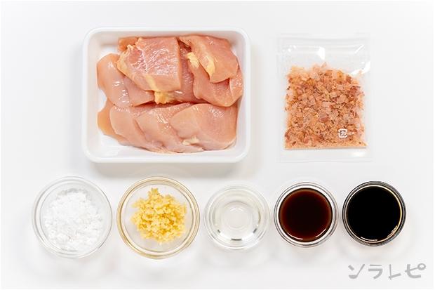 鶏胸肉のたこ焼き風_main3