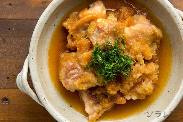 鶏肉のおろし煮_main2