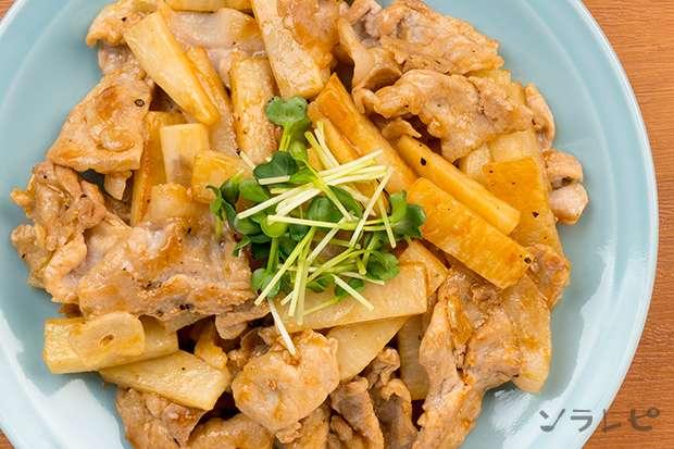 豚肉と長芋のオイスター炒め_main2