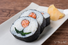 チューリップの巻き寿司