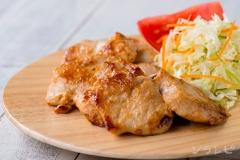 鶏肉の醤油麹焼き