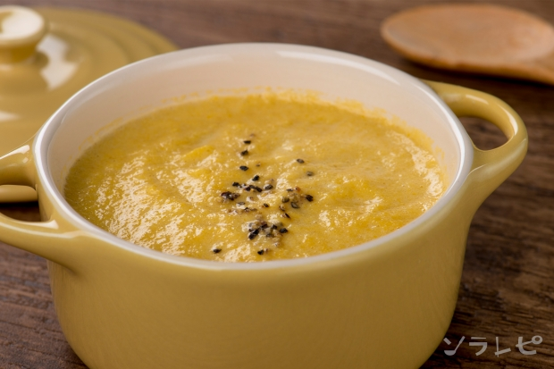 人参と牛蒡のクリームスープ_main1