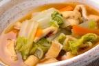 白菜の煮浸し