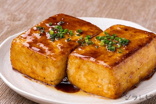 ガーリックバター豆腐ステーキ_main1