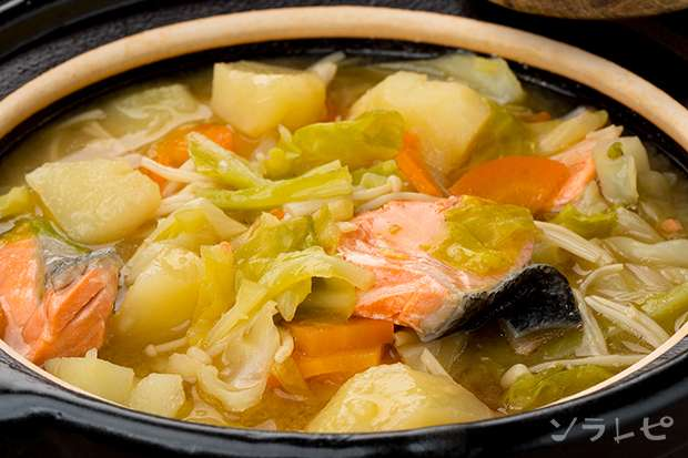 石狩鍋(鮭鍋)_main2