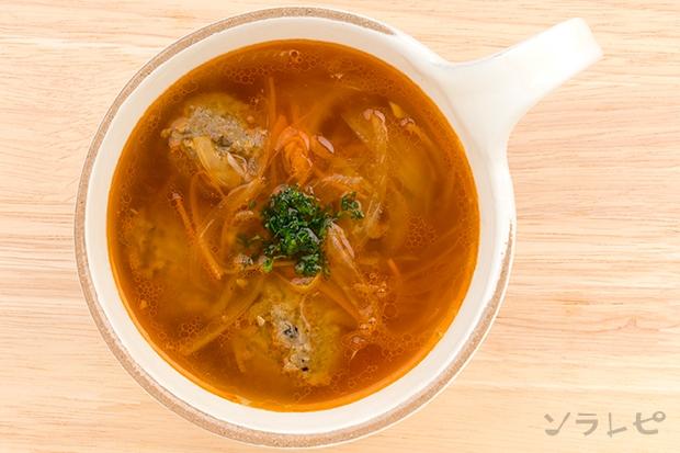 いわしの洋風つみれスープ_main2
