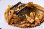 サバのピリ辛焼き