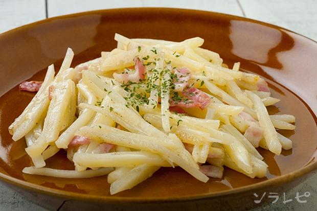 ポテトとベーコンのチーズ焼き_main1