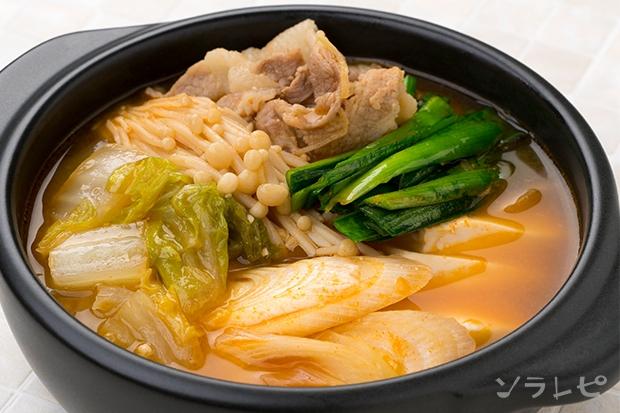 豆腐と野菜の味噌チゲ_main1