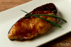 ブリのガーリック味噌マヨ焼き