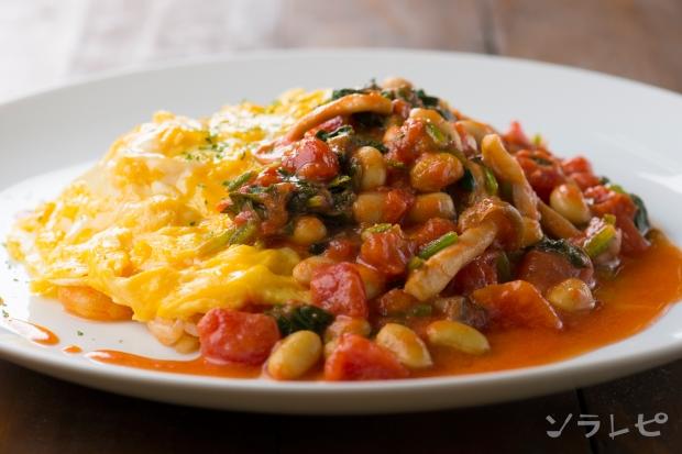トマトのソイオムライス
