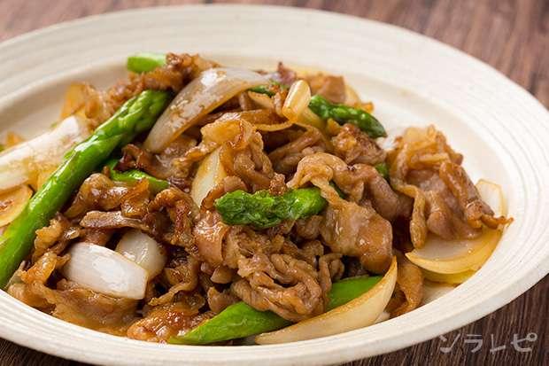 豚肉とアスパラガス炒め_main1