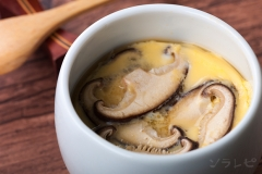 アサリ茶碗蒸し