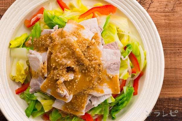 キャベツと豚肉の冷しゃぶサラダ_main2