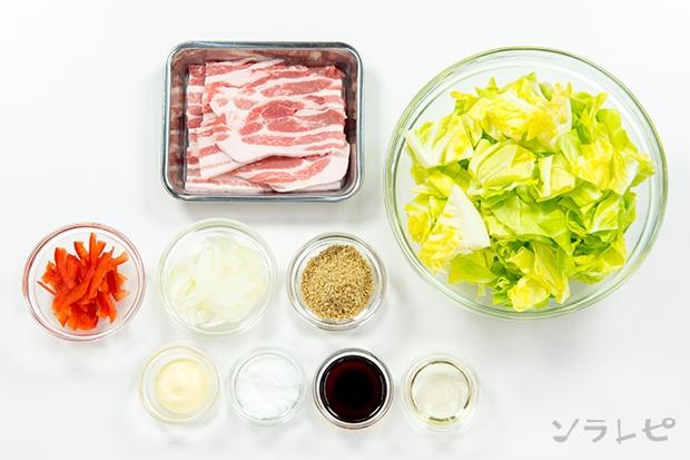 キャベツと豚肉の冷しゃぶサラダ_main3