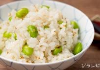 枝豆の混ぜご飯