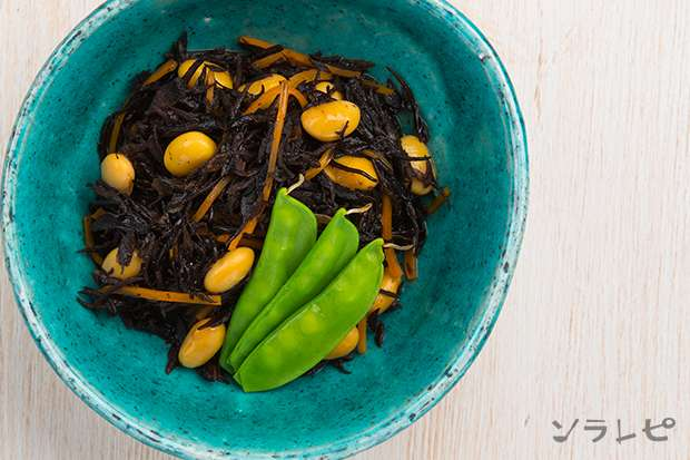 ヒジキと大豆の煮物_main2