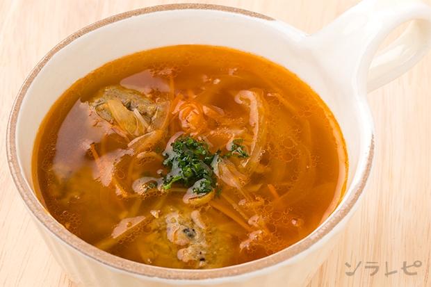 いわしの洋風つみれスープ_main1
