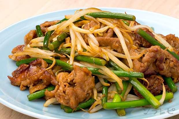 豚肉とニンニクの芽炒め_main1