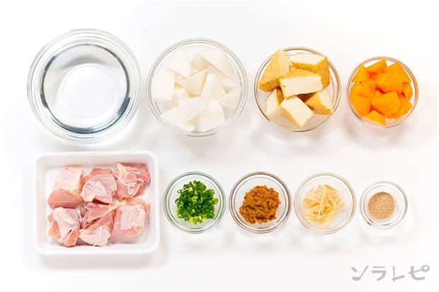鶏肉と厚揚げの味噌煮_main3