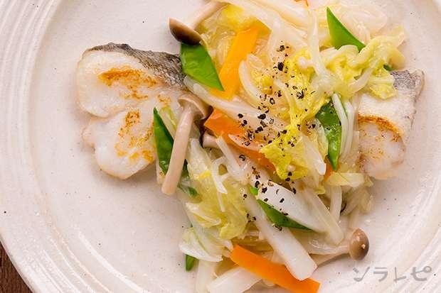 白身魚の五目野菜あんかけ_main2