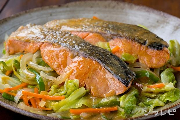 鮭のちゃんちゃん風焼き_main1