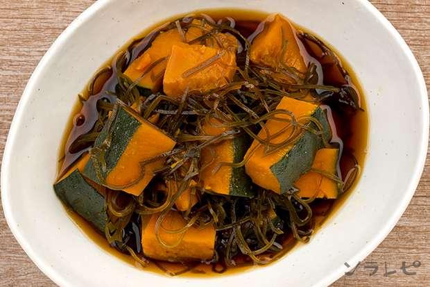 かぼちゃと切り昆布の煮物_main2