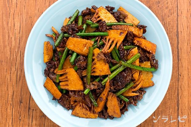 牛肉と筍のオイスター炒め_main2