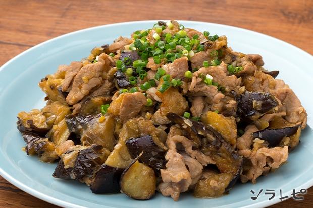 豚肉と茄子の香味炒め_main1