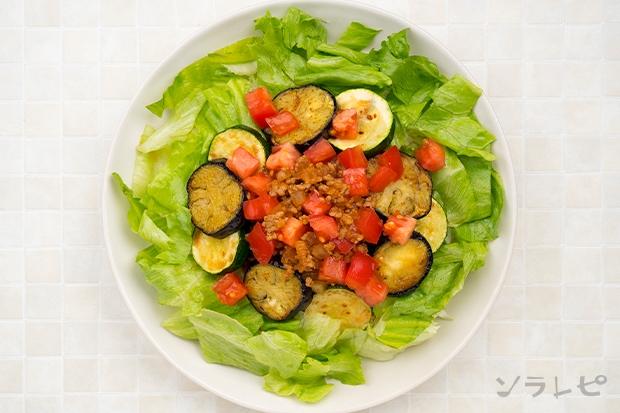 夏野菜たっぷりタコライス_main2