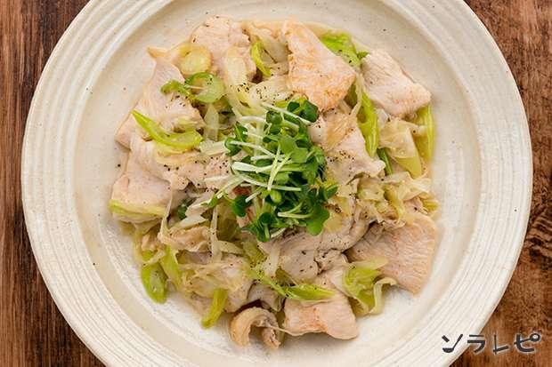 鶏肉ネギ塩炒め_main2