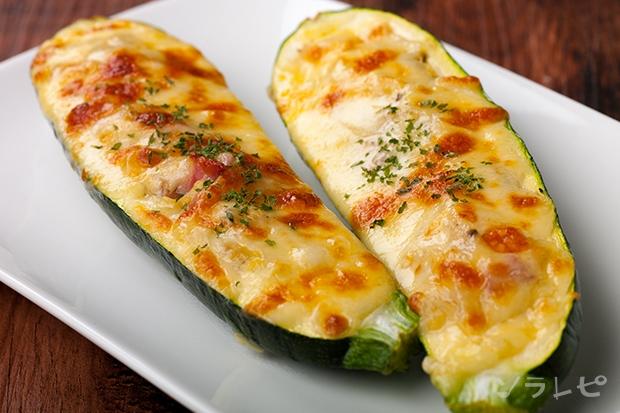 ズッキーニのチーズ焼き_main1