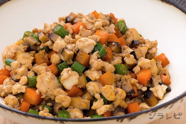 野菜たっぷり炒り豆腐_main1
