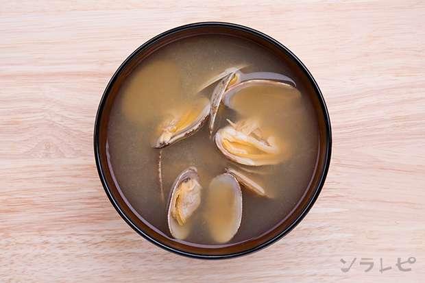 アサリの味噌汁_main2
