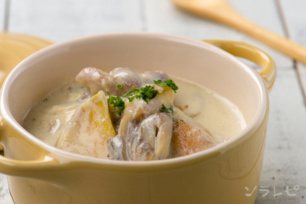 豆乳 シチュー レシピ