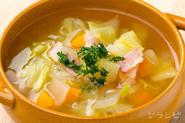 野菜とベーコンのスープ_main1