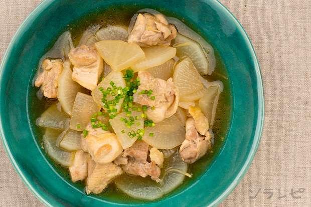 鶏肉と大根のオイスターソース煮_main2
