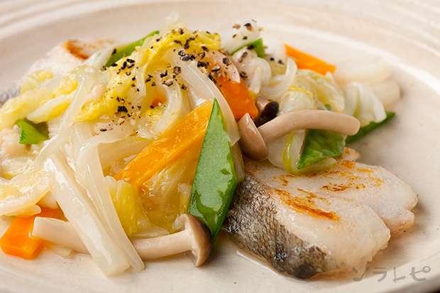 白身魚の五目野菜あんかけ_main1