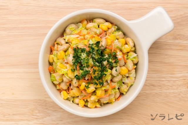 コールスロー サラダ レシピ