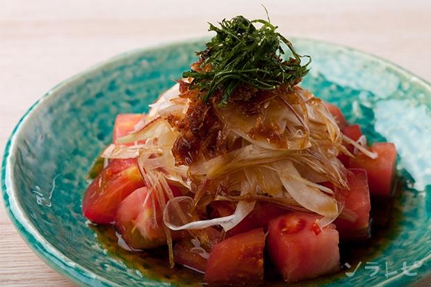 トマトの香味サラダ_main1