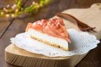 白桃ヨーグルトケーキ
