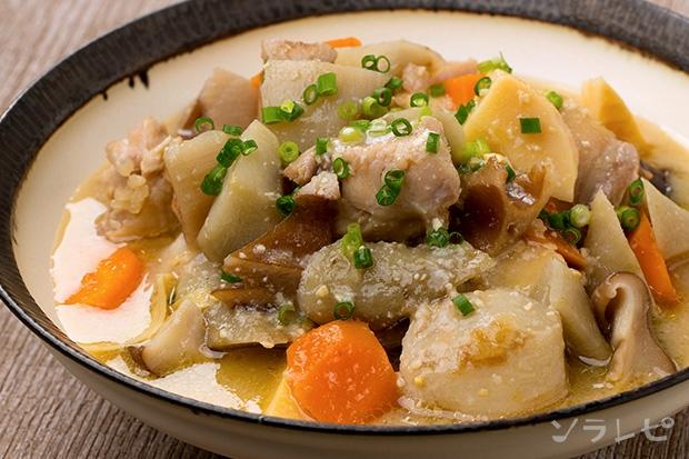 根菜の味噌煮_main1